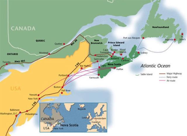 kanadaferienhaus.com - Nova Scotia, Cape Breton on